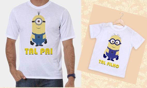 Camiseta Tal Pai Tal Filho.
