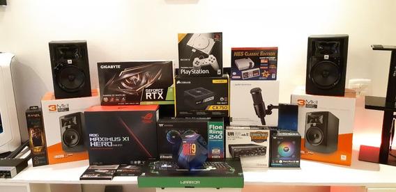 Cpu Setup Gamer Monstro Core I9900k Rtx 2070 32 Gb E Muito +