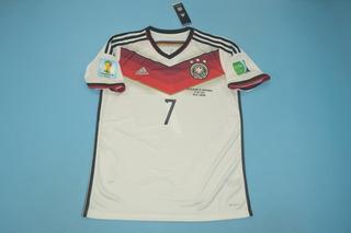 Camisa Alemanha Final Copa Do Mundo 2014 Schweinsteiger 7
