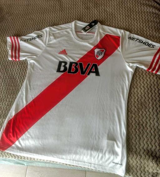 Camiseta De River Plate 2015/16 Original Titular.