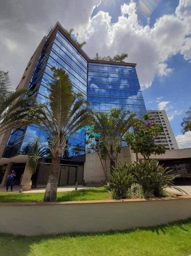 Andar Corporativo Para Alugar, 700 M² Por R$ 52.500,00/mês - Nova Campinas - Campinas/sp - Ac0010