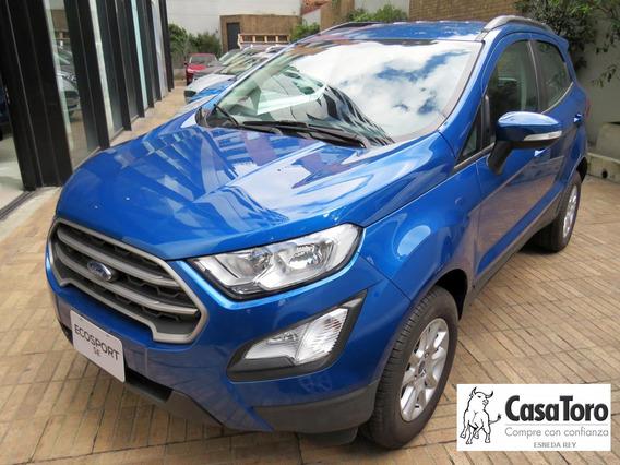 Ford Ecosport Version Se 2020 Casatoro - Er