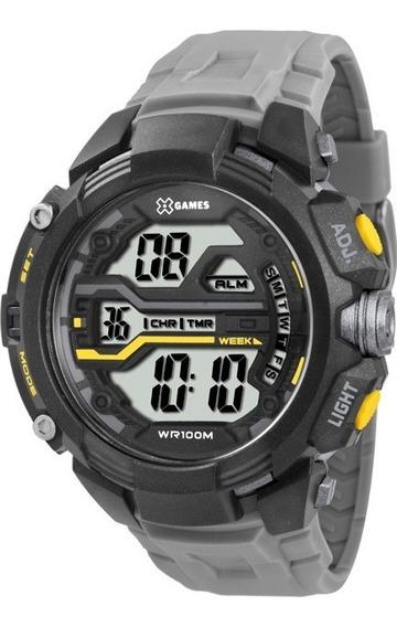 Relógio X-games Masculino Xmppd341 Bxgx, C/ Garantia E Nf