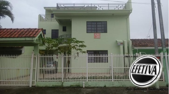 Casa Na Quadra Do Mar Praia Grande - Matinhos - 1781r