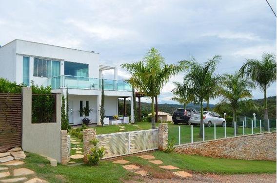 Casa Com 7 Quartos Para Comprar No Serra Morena Em Jaboticatubas/mg - 1105