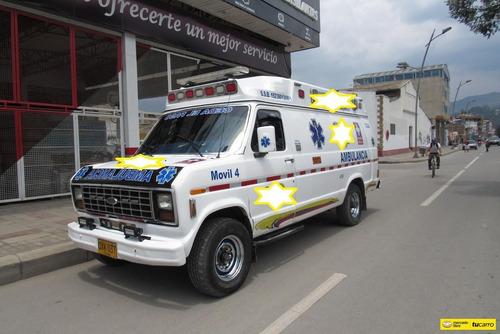 Ford  Ambulancia  E 350