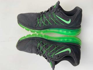 Tenis Nike Airmax Suela 100% De Aire Excelentes Originales