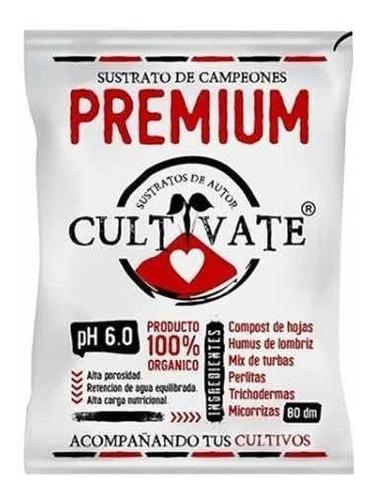 Sustrato Cultivate Premium 80lts
