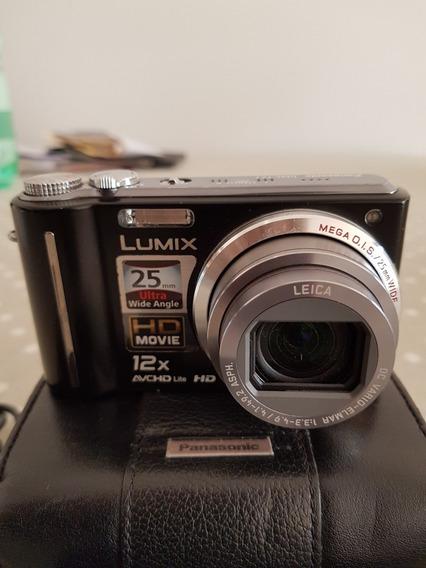 Camera Fotografica Panasonic: Linha Lumix, Modelo Dmc-tz7