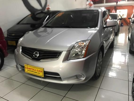 Nissan Sentra 2.0 Sl Flex Aut. 4p 2011