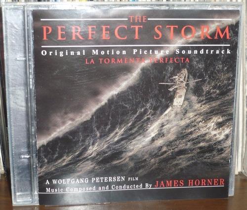 The Perfect Storm Cd Soundtrack La Tormenta Perfecta Mercado Libre