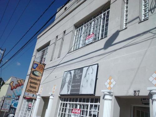 Sala Comercial No Centro - Sa0160