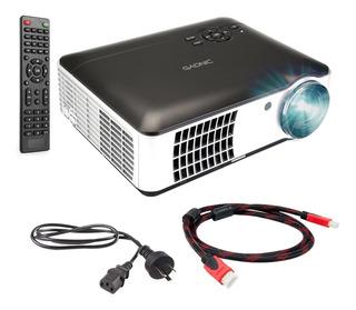 Proyector Gadnic Proj0031 2800 Lumens Peliculas Hdmi 200