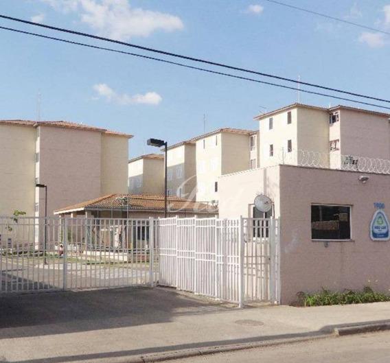 Apartamento - Estrada Santa Mônica - Pq. Santa Rosa - Suzano - Ap1954