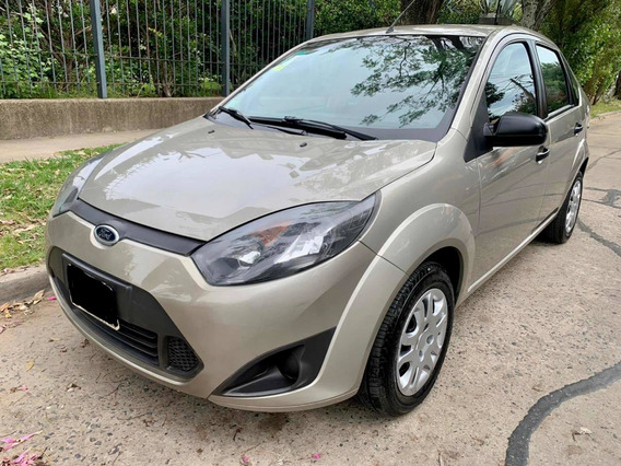 Ford Fiesta One Max Edge Plus Unico Dueño Permuto Financio