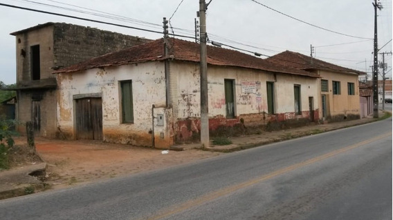 Terreno Para Vender Em Borda Da Mata, No Centro Da Cidade - Ete138