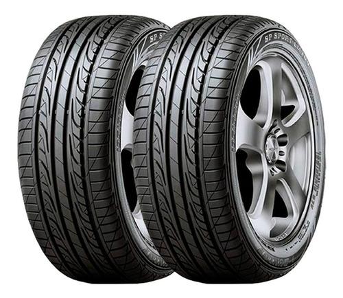Kit 2 Neumáticos Dunlop 235 55 R17 Lm704 Vw Tiguan Ford Kuga