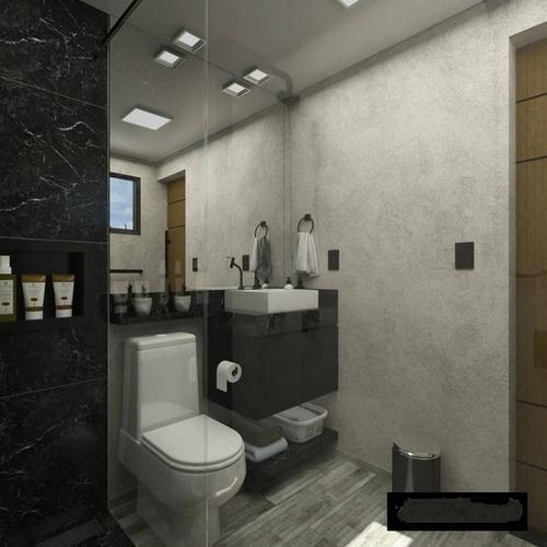 Projeto De Arquitetura E Decoração 3d - Banheiros