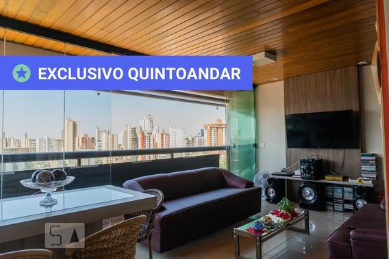 Apartamento No 16º Andar Mobiliado Com 3 Dormitórios E 3 Garagens - Id: 892958339 - 258339