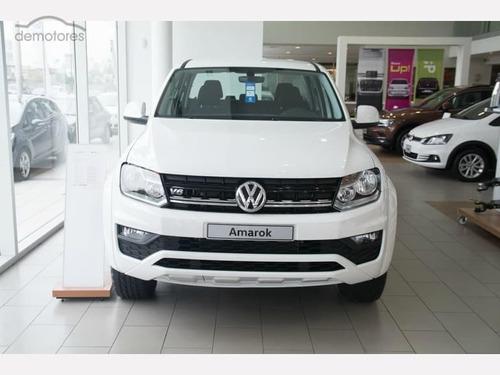 Volkswagen Amarok 3.0 V6 Dc Comfortline 4x4 At Okm 2021