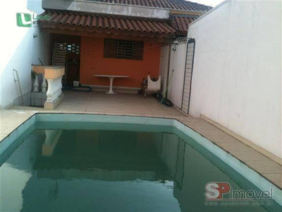 Sobrado-3 Dor-4 Vaga-piscina - So0183