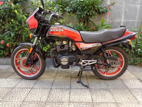 Imagem 1 de 8 de Honda Cb 450 Esporte 1985