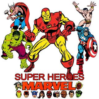 Desenho Super Herois Anos 60 No Mercado Livre Brasil