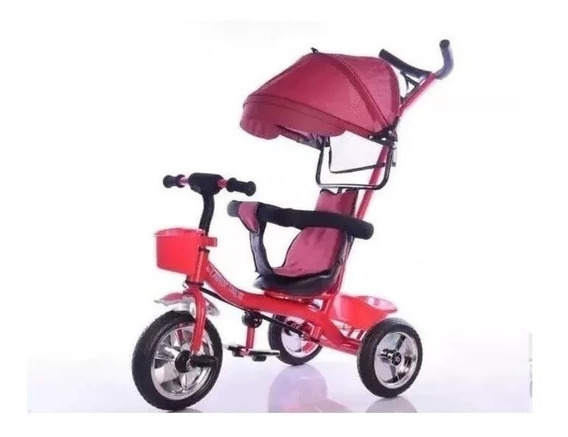 Triciclo Tzt90 Infantil Manija Gira 360 Babymovil Cuotas