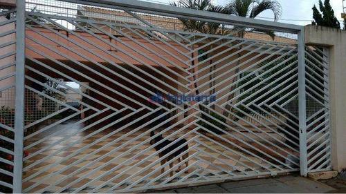 Casa Para Alugar, 400 M² Por R$ 8.500,00/mês - Mediterrâneo - Londrina/pr - Ca0443