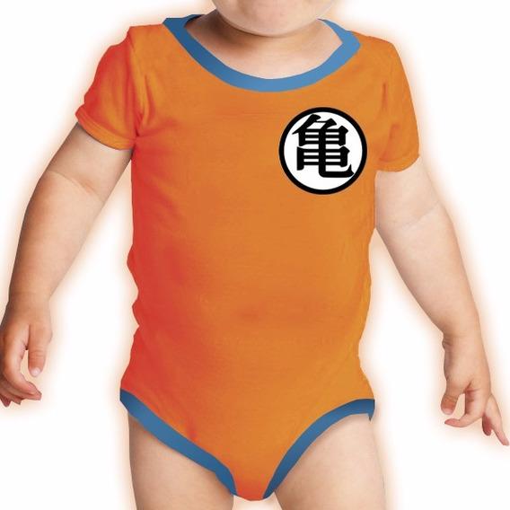Body De Bebe Dragon Ball Z Goku Varios Diseños