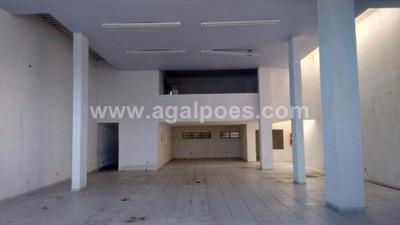 Excelente Prédio Comercial Com 380m² Pé Direito Duplo, Na Barão De Mamanguape - Torre - 1218