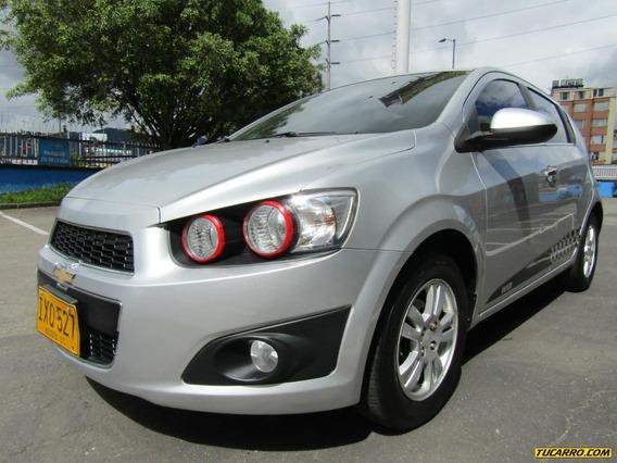 Chevrolet Sonic Hb Fe
