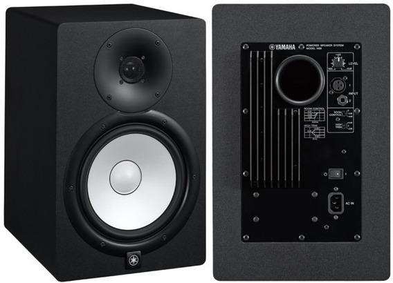 Monitor De Referencia Yamaha Hs8