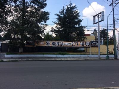 Terreno En Renta En Col. Vértice.