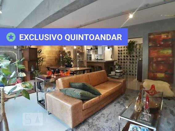 Apartamento No 5º Andar Com 4 Dormitórios E 3 Garagens - Id: 892957409 - 257409