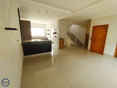 Casa De Condomínio Com 3 Dorms, Marapé, Santos - R$ 850 Mil, Cod: 18822 - V18822