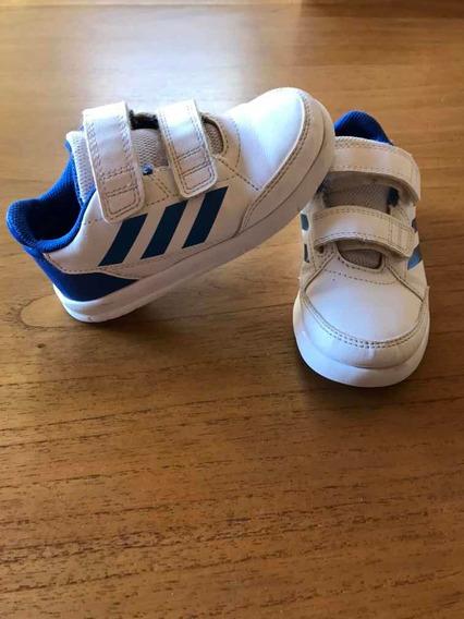 Zapatillas adidas Training Altasport Cf Niño Originales