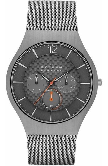 Relógio Skagen Titanium Skw6146