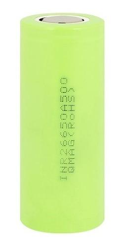 Bateria Recarregavel 26650 /5000mah 3.6v Lanterna Tática