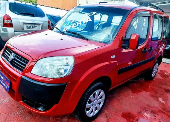 Fiat Doblo Mpi Attractive 1. 4v Flex 4p Manual