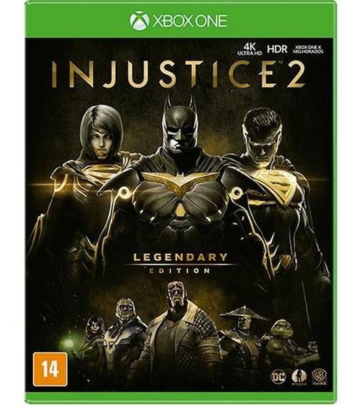 Injustice 2: Legendary Edition - Xbox-one