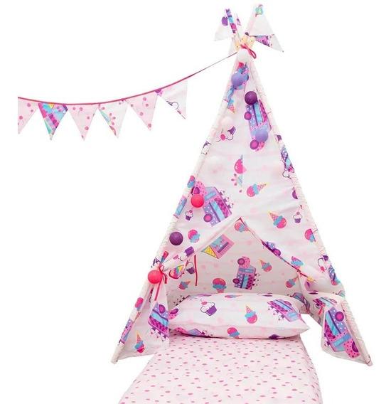 Cabana Infantil Festa Do Pijama Baby Joy Menina E Menino