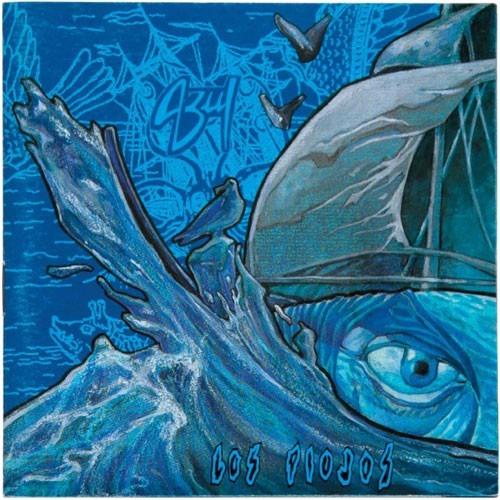 Imagen 1 de 1 de Los Piojos Azul Vinilo Doble Nuevo Ciro Y Los Persas