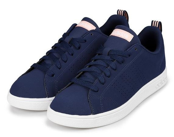 Tenis adidas Vs Advantage Azul B42304