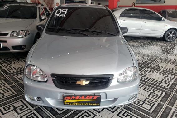 Chevrolet Corsa Classic 1.0 Spirit Flex 2008/2009 Prata