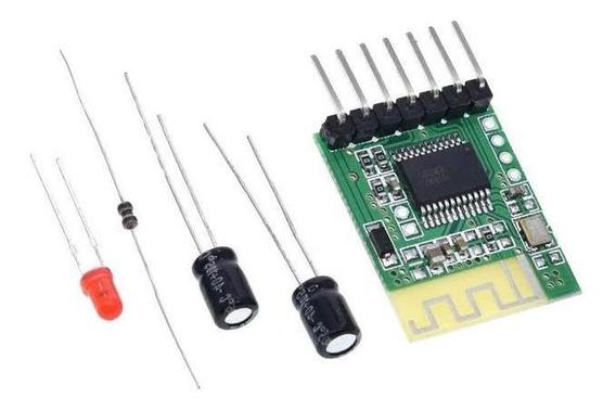4 X Receptor De Áudio Bluetooth Estéreo 4.0