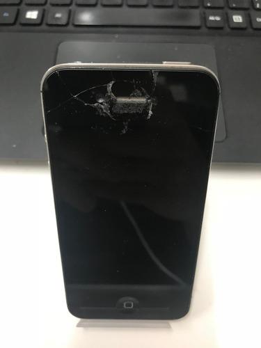 iPhone 4s Preto 16gb Para Peças - Ler Descrição - 13