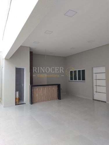 Imagem 1 de 11 de Casa Padrão Em Franca - Sp - Ca0305_rncr
