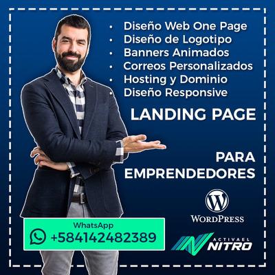 Oferta Paginas Web Profesional Wordpress Y Tiendas Virtuales