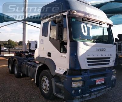 Iveco 420 6x4 Teto Alto - Financia 100%
